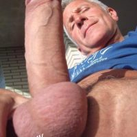 nude old men with erections