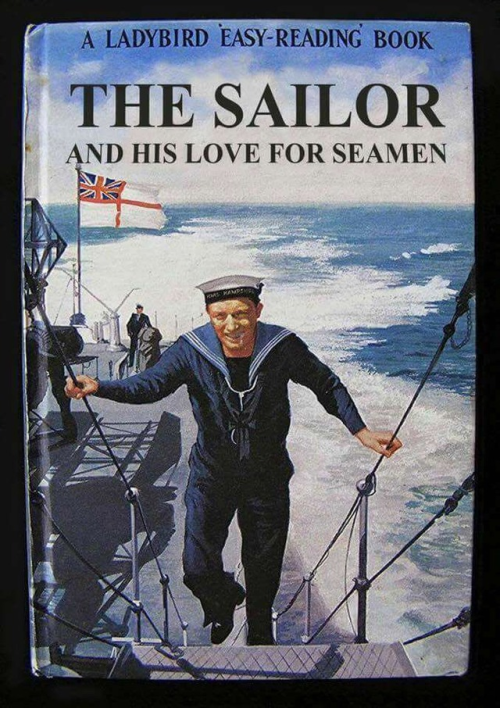 The Sailor and His Love of Semen