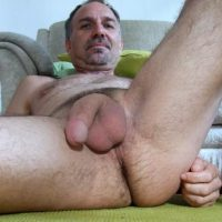 big dick older man
