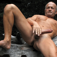 old gay men showing big cocks