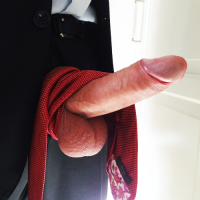 business man cock and ballsa shaved