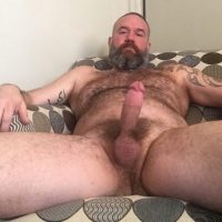 older straight hung men wanking