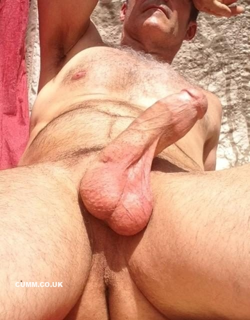 The Shaft of a Man's Cock