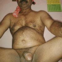 indian men hung