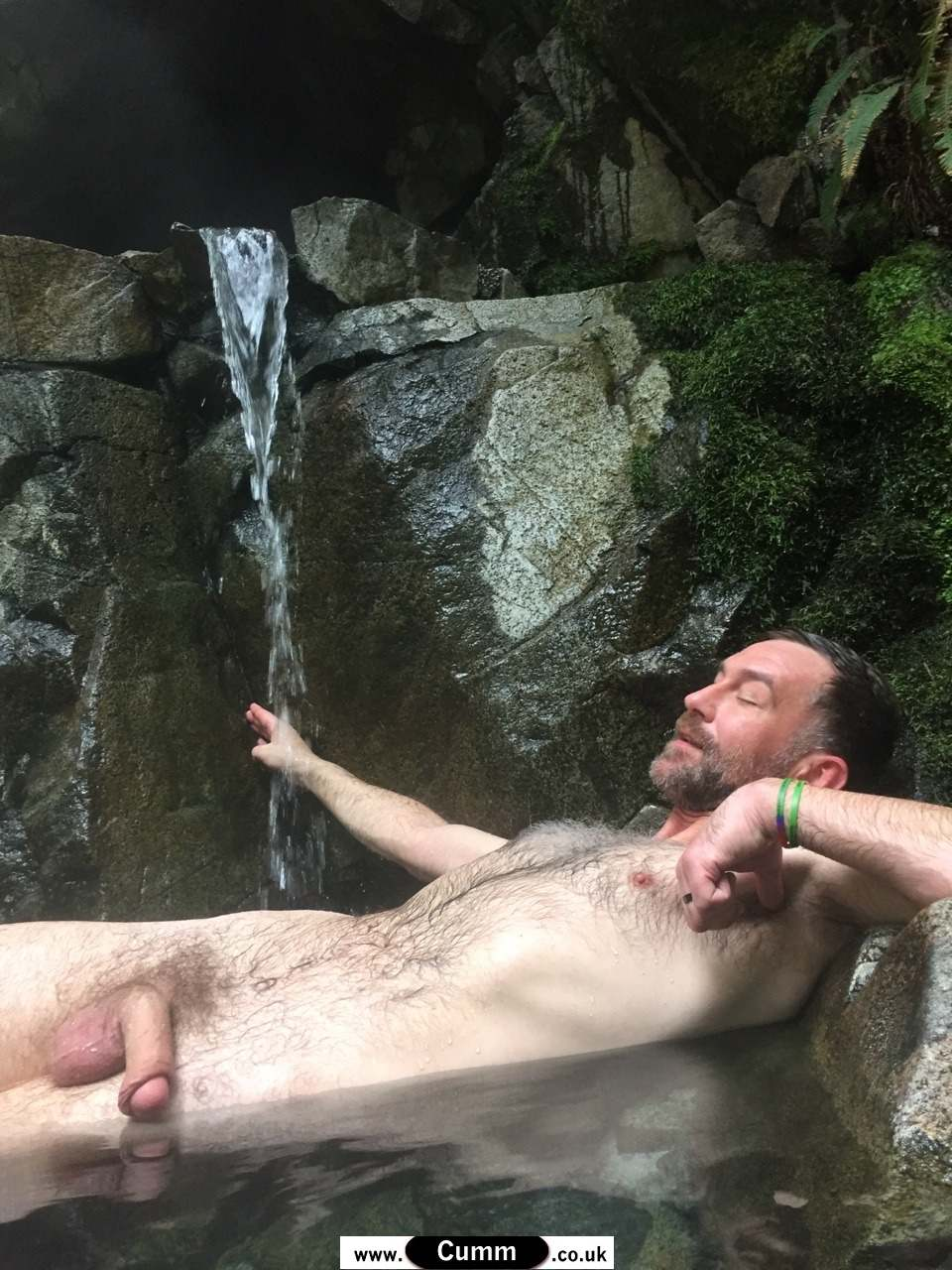 meaty thick cock in public
