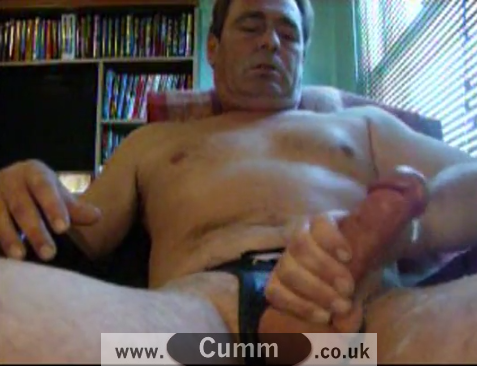 @Dominant Daddy Astonishing Thick Mushroom Penis