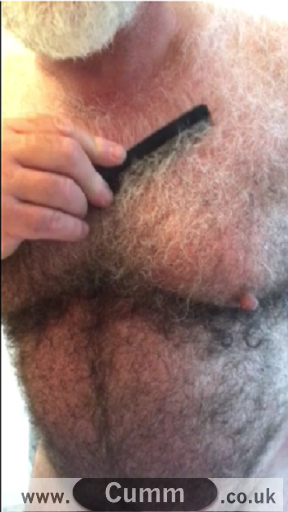 How to Groom Your Hairy Chest & Belly