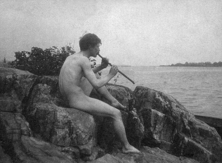 The Fluteplayer