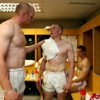 rugby dad and lad