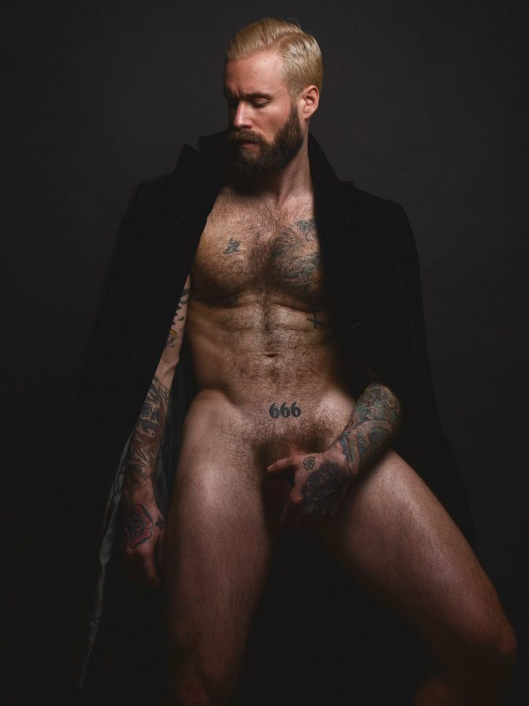 666 Gabe Laduke by Jade Young