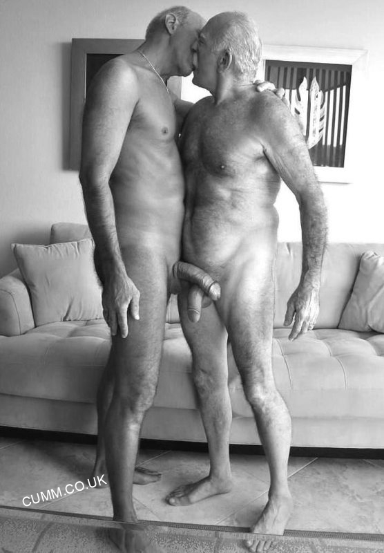 NUDE MEN OVER 50 PROJECT : Edition 5