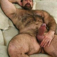 hairy dad big penis